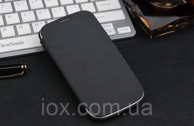 Чорний чохол до Samsung Galaxy S3 i9300+кришка