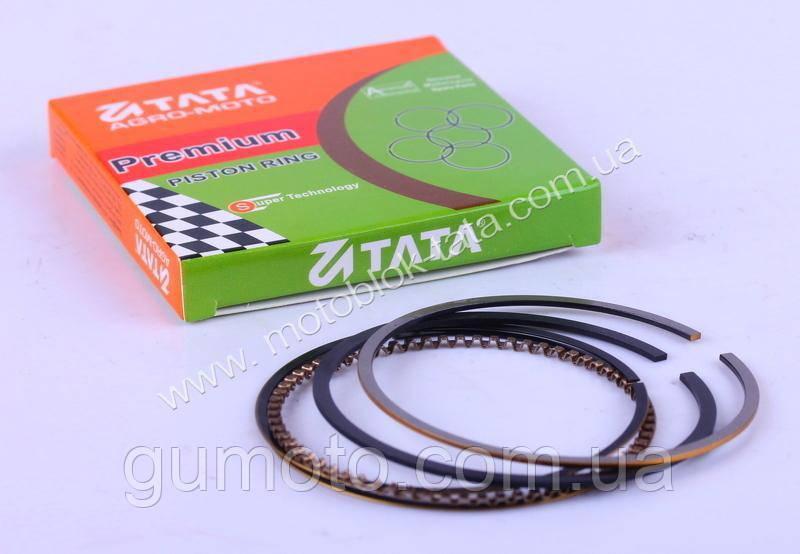 Кільця 57,0 mm STD, к-т на 1 поршень - 150CC - Premium