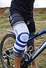 Наколінник спортивний Power System Knee Support Pro PS-6008 Blue/White L/XL, фото 6