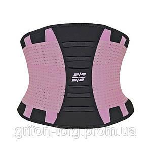 Пояс для підтримки спини Power System Waist Shaper PS-6031 Pink S/M