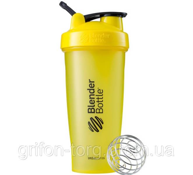 Шейкер спортивний BlenderBottle Classic Loop 28oz/820ml Special Edition Killer Bee (ORIGINAL)