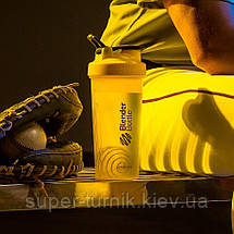 Шейкер спортивний BlenderBottle Classic Loop 28oz/820ml Special Edition Killer Bee (ORIGINAL), фото 3