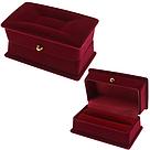 Бархатная коробочка для кольца, фото 2