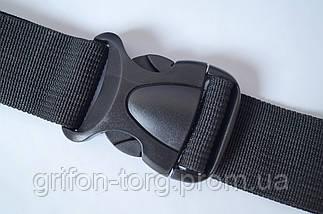 Сумка стегновий Power System Sport Belt Bag Gym Mate PS-7001 Grey/Pink, фото 3