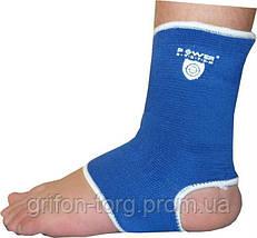Спортивні бандажі на голеностоп Power System Ankle Support PS-6003 Blue XL, фото 2