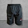 Шорти чоловічі чорні двунітка 50 розмір, фото 2