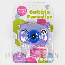 Фотоапарат з мильними бульбашками арт. 3939-94