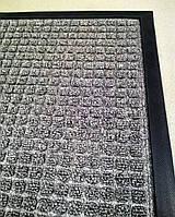 Коврик резиновый с ворсовым покрытием 60 х 90 см.