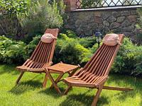 Меблі садові Кідас. Дачная мебель - садовое кресло и столик
