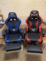 Компьютерное геймерское кресло Ігрове Крісло геймера Игровое кресло