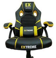 Крісло спортивне компютерне + ПОДУШКА Кресло компьютерное Стул игровой