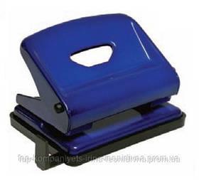 Діркопробивач SCHOLZ на 25л., металевий, синій (12шт/уп)