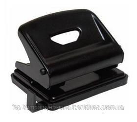 Діркопробивач SCHOLZ на 25л., металевий, чорний (12шт/уп)