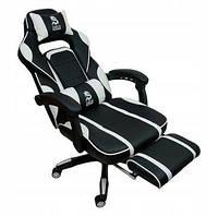 Кресло компьютерное на колесах крісло геймерське спортивне Нове