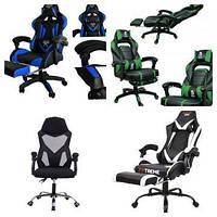 Кресло геймерськое игровоє+Подушки геймерське ігрове Стул