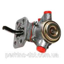 Насос підкачки (бензонасос) палива двигуна Perkins 4.236, 4.248 серії