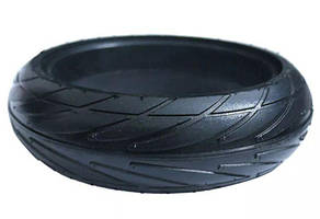 Сплошная антипрокольная шина BlackPink 8-дюймов для самоката Ninebot Ninebot ES1, ES2, ES3, ES4