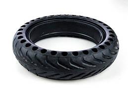 Перфорированная антипрокольная шина BlackPink для самоката