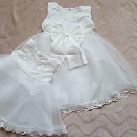 Нарядное платье для девочки 4-5 лет на рост 104-110см