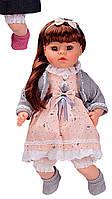 Кукла большая как ребенок Найкраща подружка PL-520-1802ABCD (24шт) мягконабивная, 4 вида, 46 см