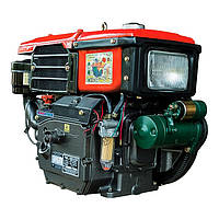 Двигатель Кентавр ДД190В (10,5 л.с. дизель)