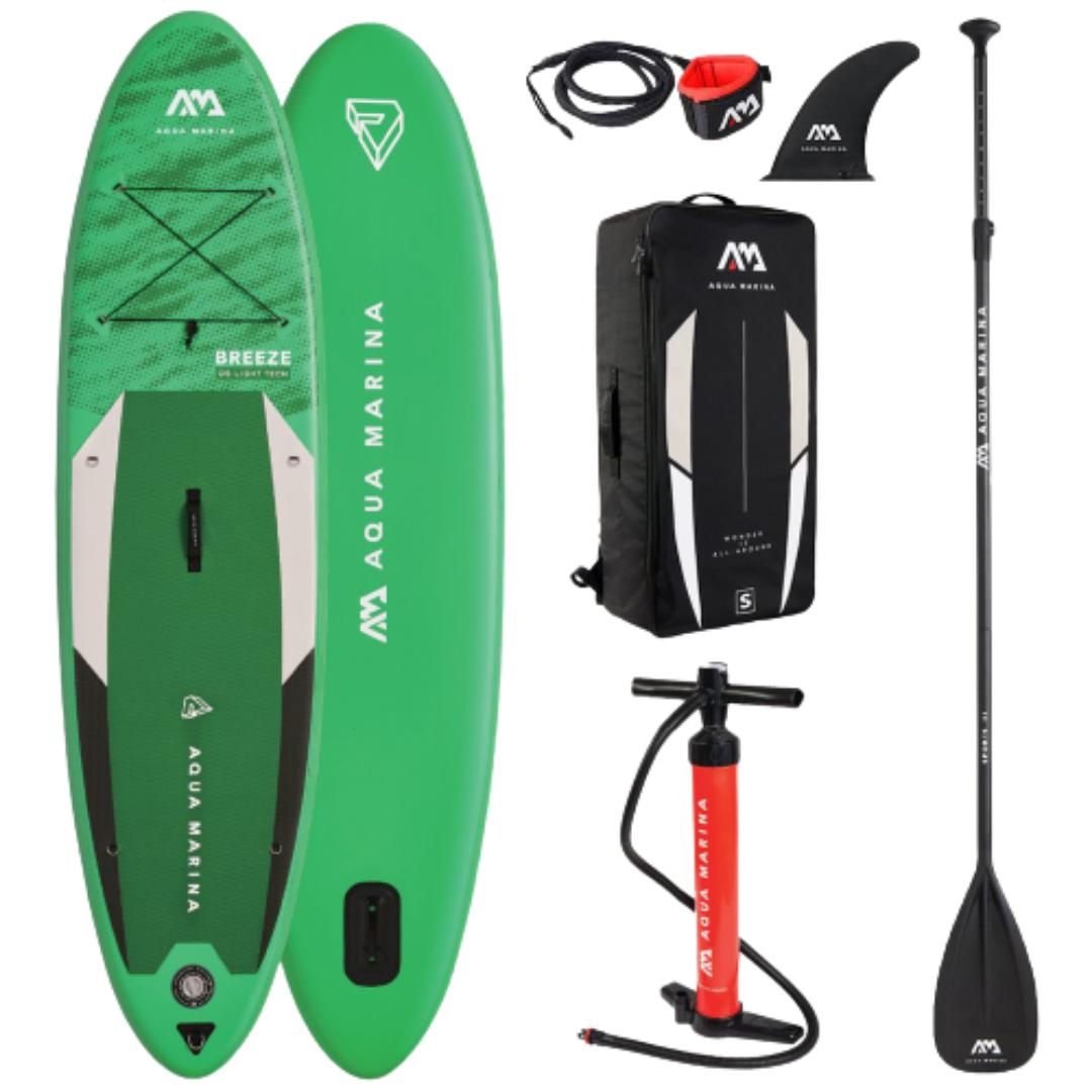 Сапборд Aqua Marina Windsurf-Blade BT-20BL 10'6 2021 - надувна дошка для САП серфінгу, sup board