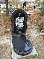 Детский памятник из гранита №315