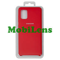 Samsung A315, Galaxy A31 (2020) Силиконовый чехол, Original Soft Case, цвет уточняйте