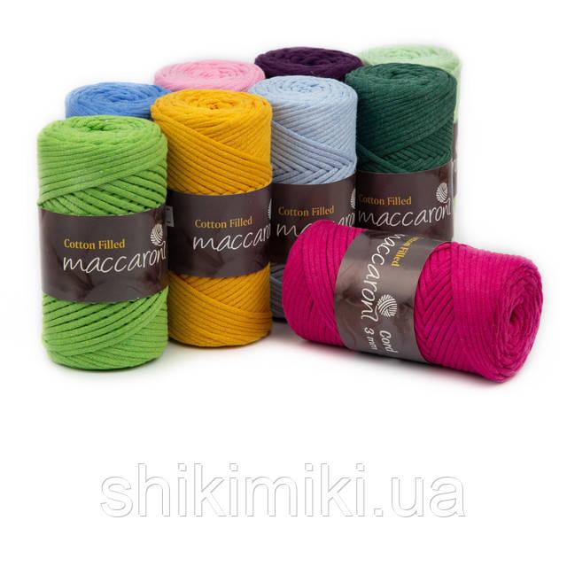 Эко-шнуры Cotton Filled 3 mm