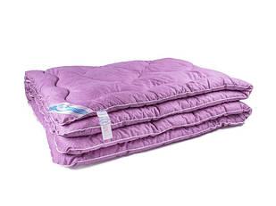 Одеяло Евро размер Шерстяное облегченное Leleka-Textile 200х220 см Осень-Зима Евро