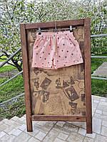 Летние шорты женские с рисунком 44-46р, фото 1