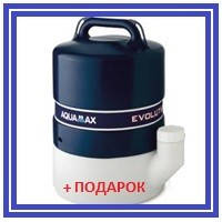 Установка для промывки теплообменников AQUAMAX  (Аквамакс) серии Evolution 10(бустер)