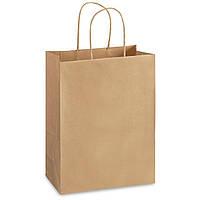 Печать на бумажных пакетах крафт (услуга)