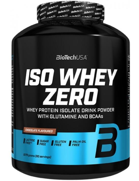 Протеїн Iso Whey Zero BioTech 2270 g