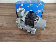 Кран модулятор АБС для ДАФ, МАН, Мерседес, Рено ( SORL ) RL3550SM24-SL