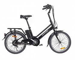 """Электрический велосипед CITY LITE 20"""" (черный)"""