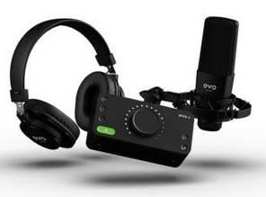Студійний комплект Audient EVO Start Recording Bundle