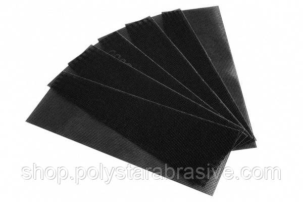 Сетка абразивная шлифовальная 115х280 мм Р150