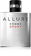 Туалетная вода Allure homme Sport 100ml парфюм духи Шанель Аллюр Хом Спорт