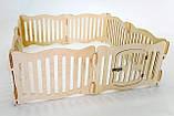 Домашний вольер (манеж) для щенков. Высота 40см, фото 2