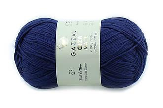 Gazzal Giza Matte, Темно-синий №5576