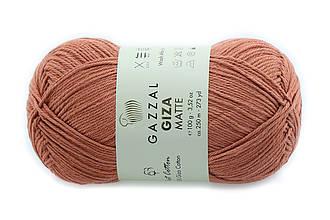 Gazzal Giza Matte, Темный коралл №5590