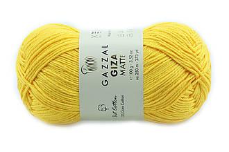 Gazzal Giza Matte, Ярко-желтый №5564