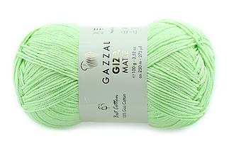 Gazzal Giza Matte, Пастельно-зеленый №5558