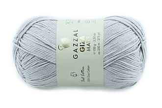 Gazzal Giza Matte, Светло-серый №5556