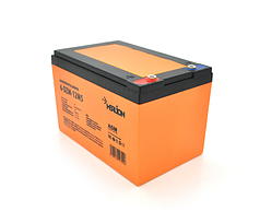 Аккумулятор для электрического мопеда AGM MERLION 6-DZM-12M5, 12Вольт, 12Ач.