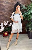 Женское платье-сарафан Италия (42-44 и 46-48, 2 цвета)