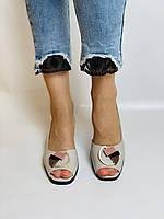 Ripka. Жіночі босоніжки з натуральної шкіри. Розмір 36 37 38 39 40, фото 3