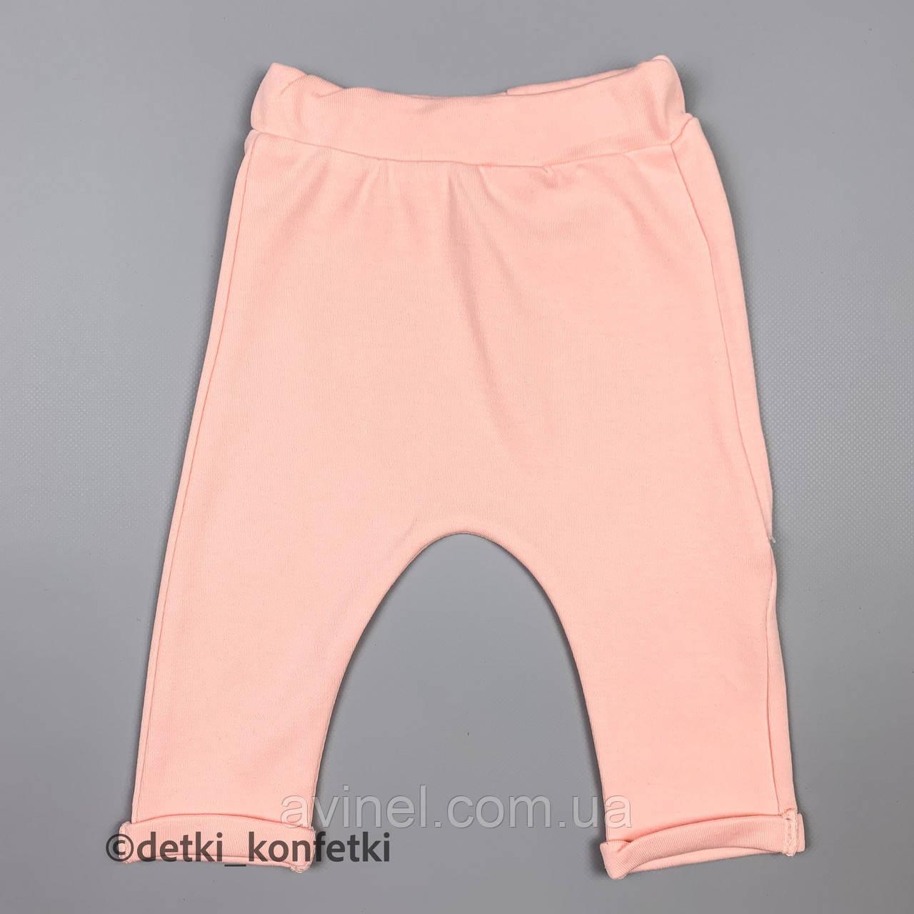 Штани з відворотом дів. Світло-рожевий 0435 Tongs Туреччина 68(р)