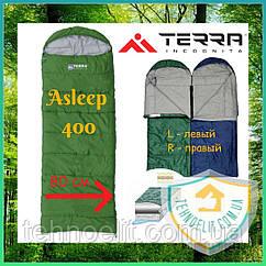 Спальник одеяло туристический Terra Incognita Asleep 400